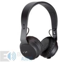 Marley (EM-JH101-BK) REBEL BT on-ear Bluetooth Fejhallgató, fekete