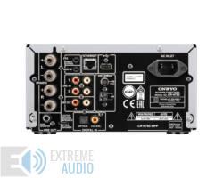 Onkyo CR-N765 hálózatképes CD rádióerősítő rendszer, ezüst