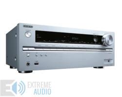 Onkyo TX-NR646 7.2 hálózatképes UHD házimozi erősítő, ezüst