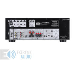 Onkyo TX-SR373 5.1 csatornás AV házimozi erősítő, Fekete