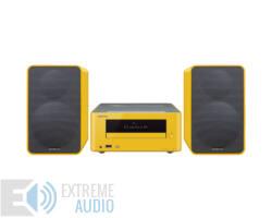 Onkyo CS-265 CD-rádióerősítő mini rendszer, sárga