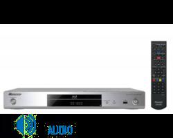Pioneer BDP-180 3D Blu-ray lejátszó 4K felskálázással ezüst
