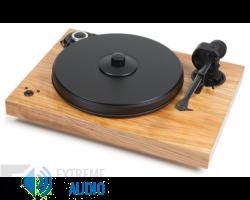Pro-Ject 2 Xperience SB DC analóg lemezjátszó Olive hangszedő nélkül