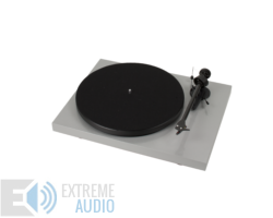 Pro-Ject Debut Carbon Phono USB DC lemezjátszó (Ortofon OM 10 hangszedővel) ezüst