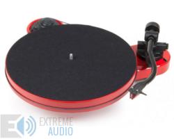 Pro-Ject RPM 1 Carbon analóg lemezjátszó /hangszedő nélkül./ piros