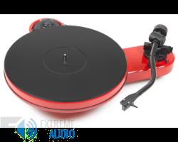 Pro-Ject RPM 3 Carbon analóg lemezjátszó piros Ortofon 2M-Silver hangszedővel