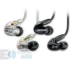 SHURE SE315 CL Sound Isolatin Fülhallgató