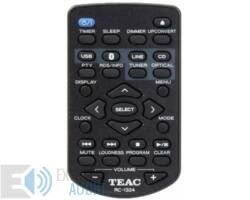 TEAC CR-H101 USB DAC integrált  CD lejátszóval (Bemutató darab)