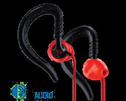 JBL Focus 100 sport fülhallgató, piros DEMO