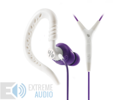 Yurbuds Focus 400 for women sport fülhallgató, lila