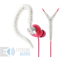 Yurbuds Focus 400 for women sport fülhallgató, rózsaszín