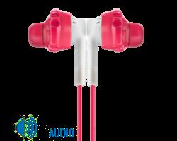Yurbuds Inspire 300 for women sport fülhallgató, rózsaszín