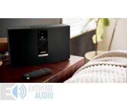 Bose SoundTouch 20 fekete Széria III Wi-Fi zenei rendszer (Bemutató darab)