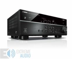 Yamaha RX-V585 fekete + Dali OBERON 5/1/VOKAL 5.0 fekete házimozi szett