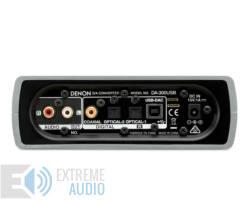 Denon DA-300USB DAC Hálózati zenelejátszó+DENON AH MM300