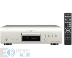 Denon DCD-1600NE CD/SACD lejátszó ezüst (Bemutató darab)