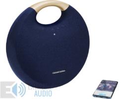 Harman Kardon Onyx Studio 6, hordozható Bluetooth hangszóró, kék