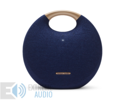 Harman Kardon Onyx Studio 5, hordozható Bluetooth hangszóró, kék