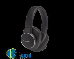 Harman Kardon FLY ANC zajszűrős, Bluetooth fejhallgató, fekete (Bemutató darab)