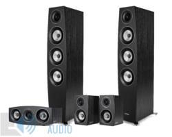 Jamo C 97 II 5.0 hangfalszett C 93 II háttérsugárzóval, fekete