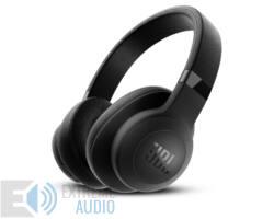 JBL E500BT bluetooth fejhallgató, fekete