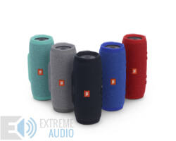 JBL Charge 3 vízálló, Bluetooth hangszóró szürke