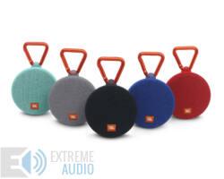 JBL Clip 2 vízálló, Bluetooth hangszóró szürke