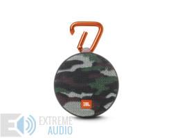 JBL Clip 2 vízálló, Bluetooth hangszóró squad
