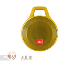 JBL Clip+ vízálló bluetooth hangszóró, sárga