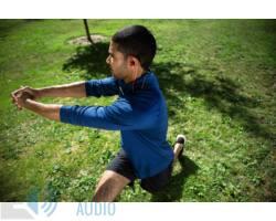 JBL REFLECT CONTOUR BT bluetooth fülhallgató, kék