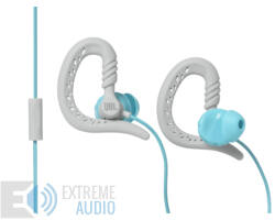 JBL Focus 300 sport fülhallgató, türkiz