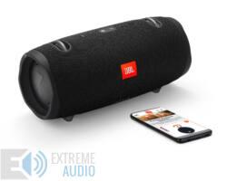 JBL Xtreme 2  vízálló bluetooth hangszóró (Midnight black), fekete (Bemutató darab)