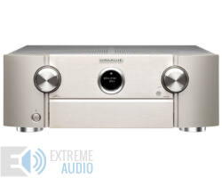 Marantz SR6010 Házimozi Rádióerősítő ezüst Dolby Atmos és DTS:X ready