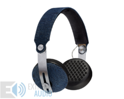 Marley EM-JH111-DM Rise On-Ear BT fejhallgató denim