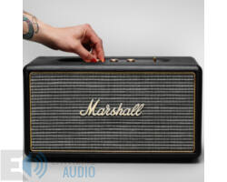 MARSHALL ACTON bluetooth hangszóró, fekete