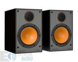 Yamaha R-N402D fekete + Monitor Audio Monitor 100 fekete sztereó szett