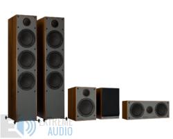 Monitor Audio Monitor 300 (4G) 5.0 hangsugárzó szett, dió