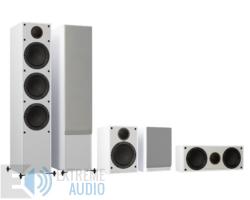 Monitor Audio Monitor 300 (4G) 5.0 hangsugárzó szett, fehér