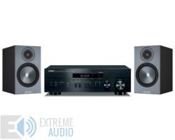 Yamaha R-N402  + Monitor Audio Bronze 100  sztereó szett