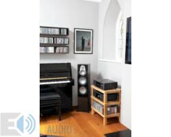 Monitor Audio Silver 500 frontsugárzó, zongoralakk fekete