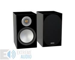 Monitor Audio Silver 100 polcsugárzó, zongoralakk fekete