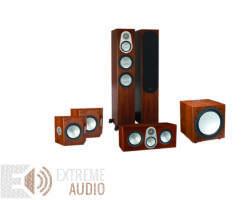 Monitor Audio Silver 300 5.1 hangfalszett, dió