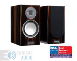 Monitor Audio Gold 100 (5G) polcsugárzó, zongoralakk fekete, faerezettel