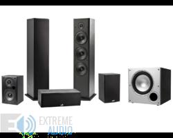 PolkAudio 5.1 (T50+T15+T30+PSW10E) hangfal szett, fekete