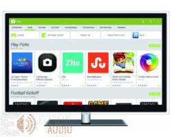 Popcorn Hour Open Hour Chameleon 4K Androidos multimédiás lejátszó