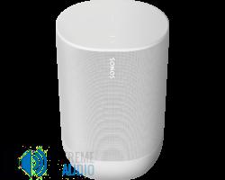 Sonos Move hordozható hangszóró, fehér