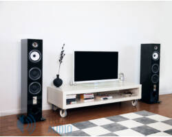 Triangle Esprit Antal+Comete+Voce 5.0 hangfalszett, zongoralakk fekete