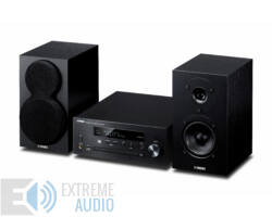 Yamaha MCR-N470D MusicCast Mikro Hi-Fi rendszer DEMO