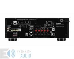 Jamo S 809 HCS 5.0 fekete + Yamaha RX-V385 titán házimozi szett