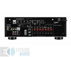 Denon AVR-X1600H + Klipsch R-620F 5.1 házimozi szett, fekete